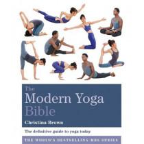 The Modern Yoga Bible by Christina Brown, 9781841814667