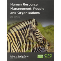 Human Resource Management: People and Organisations by Stephen Taylor, 9781843984160