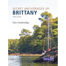 Secret Anchorages of Brittany by Peter Cumberlidge, 9781846238154