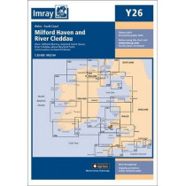 Imray Chart Y26: Milford Haven by Imray, 9781846238628
