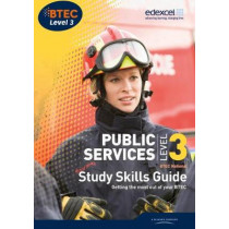 BTEC Level 3 National Public Services Study Guide by Debra Grey, 9781846905551