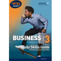 BTEC Level 3 National Business Study Guide by John Bevan, 9781846905629