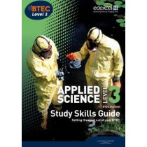 BTEC Level 3 National Applied Science Study Guide by Julie Matthews, 9781846905636