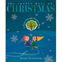 The Twelve Days of Christmas by Britta Teckentrup, 9781848697140