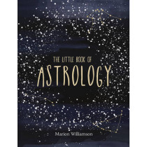 The Little Book of Astrology by Marion Williamson, 9781849539746