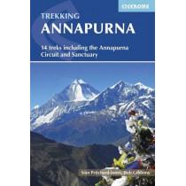 Annapurna: 14 treks including the Annapurna Circuit and Sanctuary by Sian Pritchard-Jones, 9781852848262