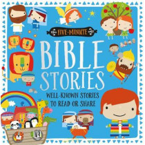 Five Minute Bible Stories by Make Believe Ideas, 9781860249952