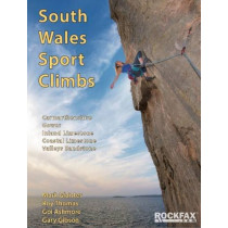 South Wales Sport Climbs by Mark Glaister, 9781873341360