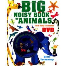 Big Noisy Book of Animals by Britta Teckentrup, 9781906250560