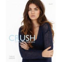 Crush by Kim Hargreaves, 9781906487270