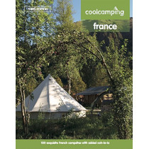 Cool Camping France by Jonathan Knight, 9781906889661