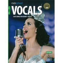 Rockschool: Vocals Grade 1 - Female (Book/Online Audio) by Various, 9781910975008