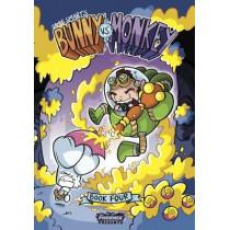 Bunny vs Monkey 4: The Wobbles by Jamie Smart, 9781910989791