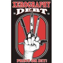 Xerography Debt by Davida Brier, 9781934620786
