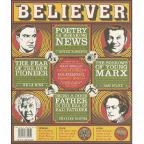 The Believer, Issue 51: Feb 08 by Editors of The Believer, 9781934781012