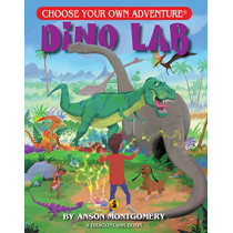 Dino Lab by Anson Montgomery, 9781937133535