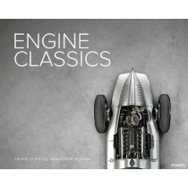 Engine Classics: Hearts of the big automobile legends by Franzis Verlag GmBH, 9783645605731