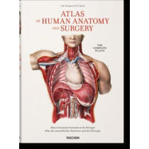 Bourgery. Atlas of Human Anatomy and Surgery by Jean-Marie Le Minor, 9783836568982