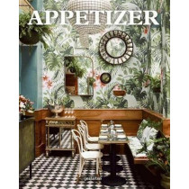 Appetizer: New Interiors for Restaurants and Cafes by Gestalten, 9783899559309