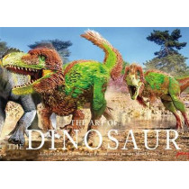 The Art of the Dinosaur: Illustrations by the Top Paleoartists in the World by Kazuo Terakado, 9784756249227