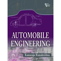 Automobile Engineering by Kamaraju Ramakrishna, 9788120346109