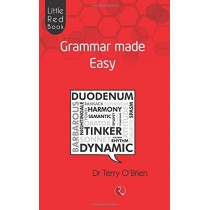 Little Red Book Grammar Made Easy by Terry O'Brien, 9788129118059