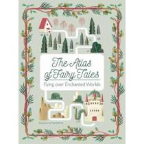 The Atlas of Fairy Tales by Claudia Bordin, 9788854411876
