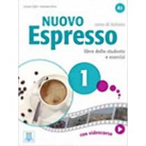 Nuovo Espresso: Libro studente 1, 9788861823181