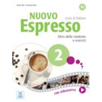 Nuovo Espresso: Libro studente 2, 9788861823211