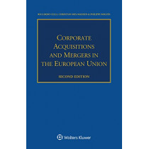 Corporate Acquisitions and Mergers in the European Union by Riccardo Celli, 9789041169358