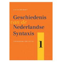 Geschiedenis van de Nederlandse Syntaxis by Joop Van Der Horst, 9789058676467