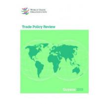 Trade Policy Review - Guyana by World Trade Organization, 9789287040466
