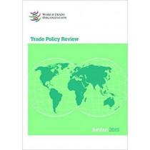 Trade Policy Review - Jordan by World Trade Organization, 9789287040510