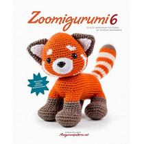 Zoomigurumi 6: 15 Cute Amigurumi Patterns by 15 Great Designers by Amigurumipatterns Net, 9789491643149