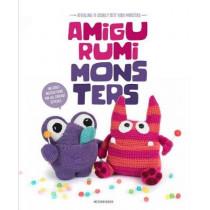 Amigurumi Monsters: Revealing 15 Scarily Cute Yarn Monsters by Amigurumipatterns Net, 9789491643170
