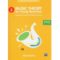 Music Theory for Young Musicians Grade 4: Study Notes with Exercises for Abrsm Theory Exams by Ying Ying Ng, 9789671000342