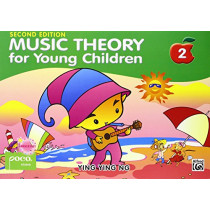 Music Theory for Young Children 2: A Path to Grade 2 by Ying Ying Ng, 9789671250419