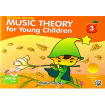 Music Theory for Young Children 3: A Path to Grade 3 by Ying Ying Ng, 9789671250426