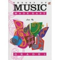 Theory of Music Made Easy: Grade 1 by Lina Ng, 9789679852936