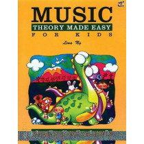 Music Theory Made Easy for Kids, Level 2 by Lina Ng, 9789679856040