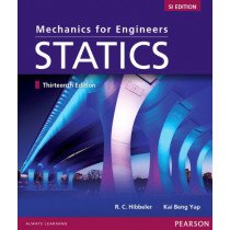 Mechanics for Engineers:Statics SI Study Pack by Russell C. Hibbeler, 9789810692865