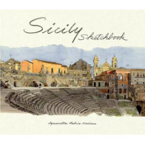 Sicily Sketchbook by Fabrice Moireau, 9789814610506