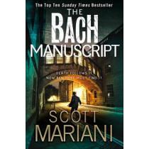 The Bach Manuscript (Ben Hope, Book 16) by Scott Mariani, 9780007486236