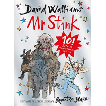 Mr Stink: Limited Gift Edition of David Walliams' Bestselling Children's Book by David Walliams, 9780007559428