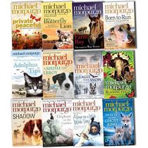 Michael Morpurgo Collection 12 Books Set -Farm boy Born to Run Shadow, An Elephant in the Garden, The Amazing Story of Adolphus Tips. by Michael Morpurgo, 9780007966240
