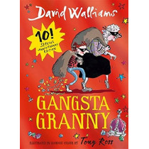 Gangsta Granny: Limited Gift Edition of David Walliams' Bestselling Children's Book by David Walliams, 9780008147419