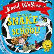 There's a Snake in My School! by David Walliams, 9780008172718