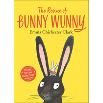 The Rescue of Bunny Wunny by Emma Chichester Clark, 9780008180287