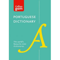 Collins Portuguese Gem Dictionary: The world's favourite mini dictionaries (Collins Gem) by Collins Dictionaries, 9780008200916
