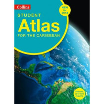 Collins Student Atlas for the Caribbean by Collins Maps, 9780008214326